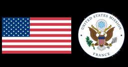 logo de l'Ambassade des Etats-Unis d'Amérique